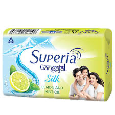 SUPERIA  GANGAJAL SILK BUY 4+1FREE MRP 60/-