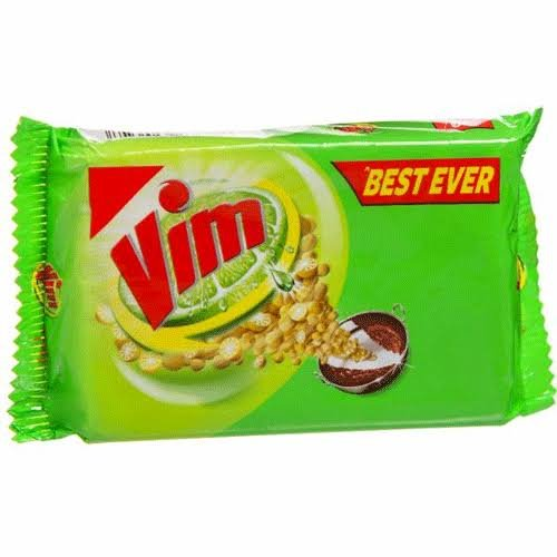 Vim Bar Dishwash  480gm MRP 30/- (5PCS)