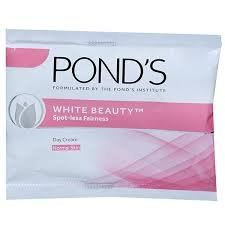 Ponds White Beauty Spot-less Fairness day cream (Normal Skin) 7g MRP-10/-(12 PCS)