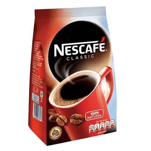 Nescafe Coffee - Classic, 500 gm Pouch