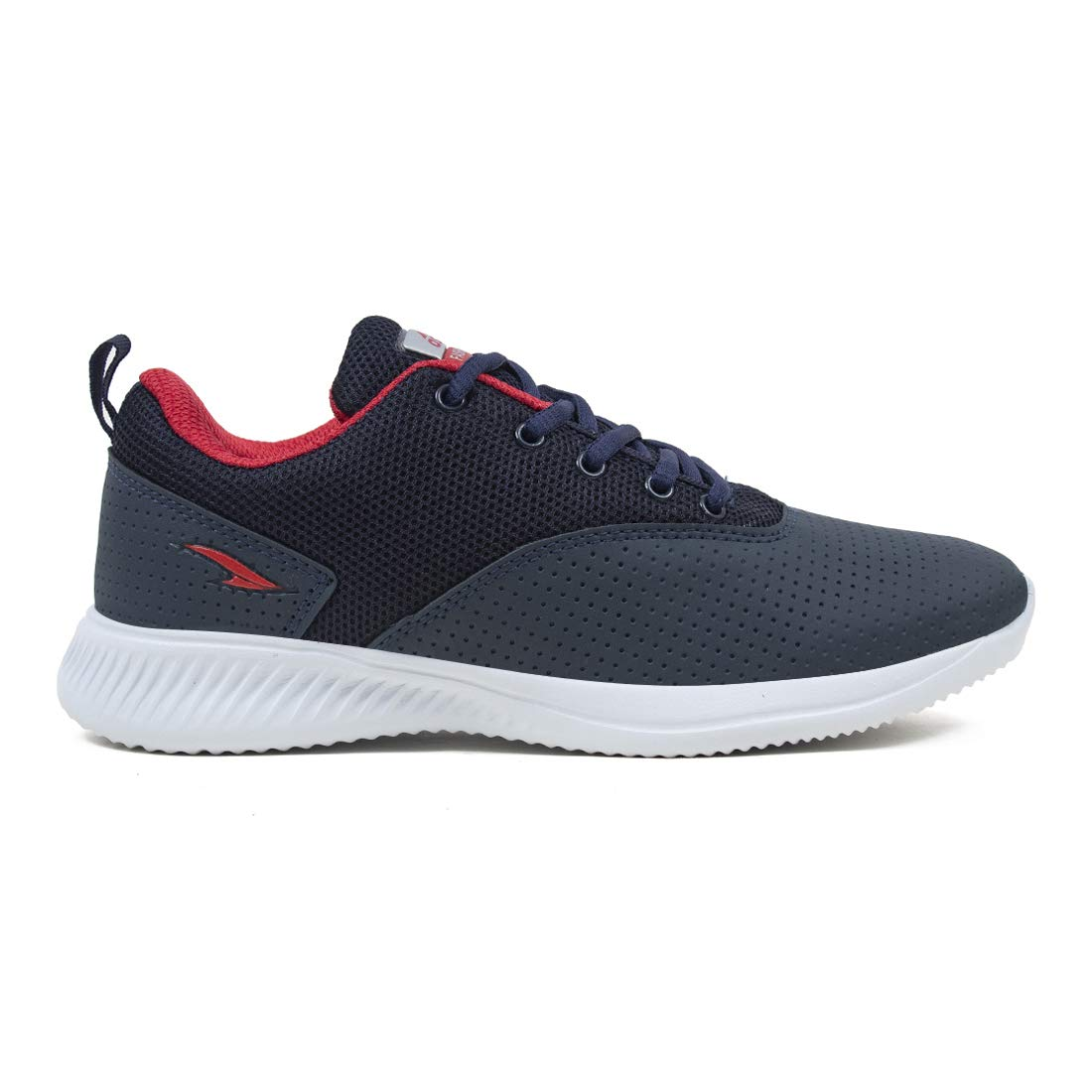 ASIAN Men's Bouncer-05 Sports Latest Casual Sneakers,Lace up Lightweight Shoes for Running, Walking, Gym MRP 999/-