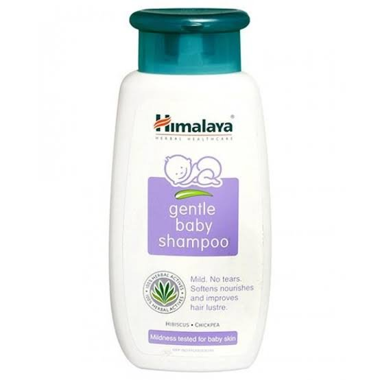 Himalaya gentle shampoo 100ml  MRP 85/-