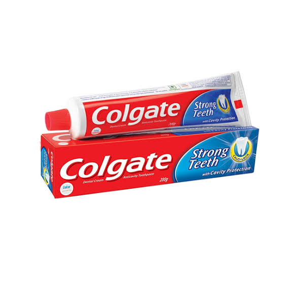 COLGATE STRONG TEETH MRP 10/-(12PCS)