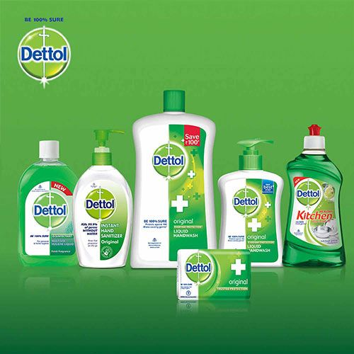 Dettol Liquid Handwash - Ph Balanced, Germ Protection, Pouch, Skincare, 175 ml