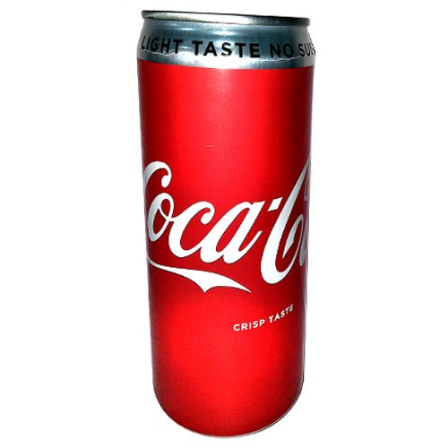 Coca Cola Soft Drink - Diet Coke, 300 ml Can MRP 35 (24PCS)