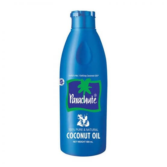 Parachute Coconut oil 50ml MRP 20/-(24PCS)