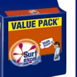 Surf Excel Value Pack (4*200g)=800g MRP 94/-(20 PCS)