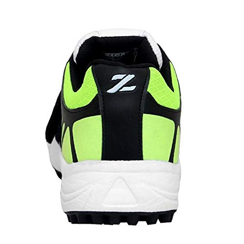 ZIGARO succor White Green Rubber Cricket MRP 1699/-