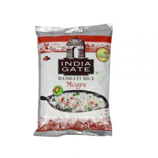 India Gate Basmati Rice 1kg MRP 78/-