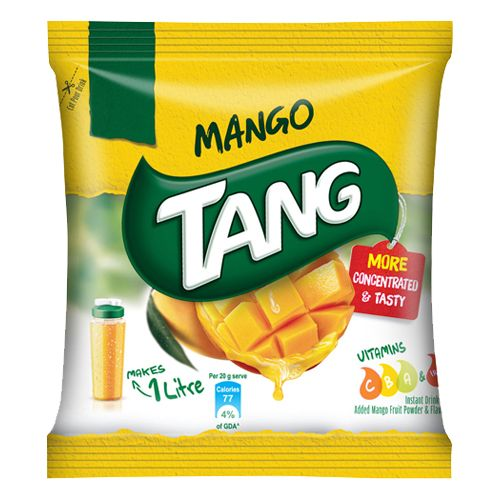 Tang Instant Drink Mix - Mango, 100 gm