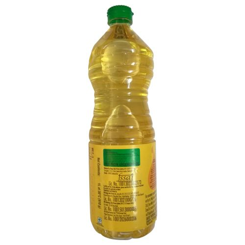 Chambal Fresh Refined Soyabeen Oil 1LTR*20=20 PACKS