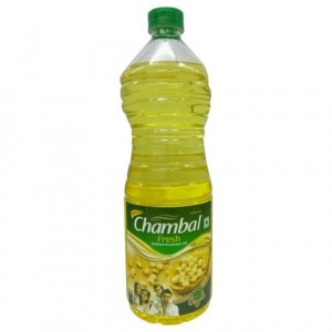 Chambal Fresh Refined Soyabeen Oil 1LTR