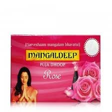 Mangaldeep Puja Doop Rose MRP 15/-(12PCS )