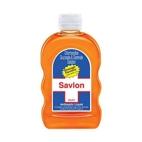 Savlon Antiseptic Liquid 100ml MRP 44/-
