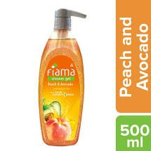 Fiama Shower Gel Peach & Avocado 500ml MRP-399/-