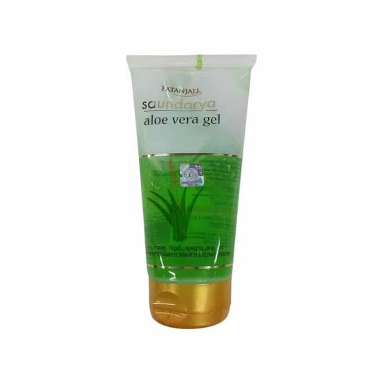 Patanjali aloe Vera gel  150ml MRP 90/-(6PCS)
