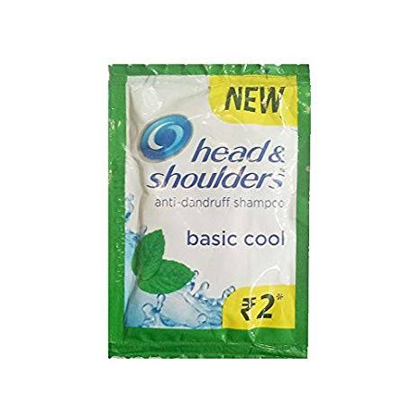 Head & Shoulders Basic Cool 5ml MRP 2/- (768PCS)