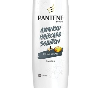 PANTENE Advance Haircare Solution LIVELY CLEAN Shampoo 200ml MRP 120/-