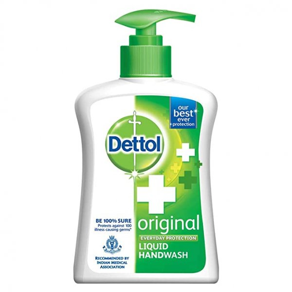 Dettol Liquid Handwash 250ml MRP 99/-