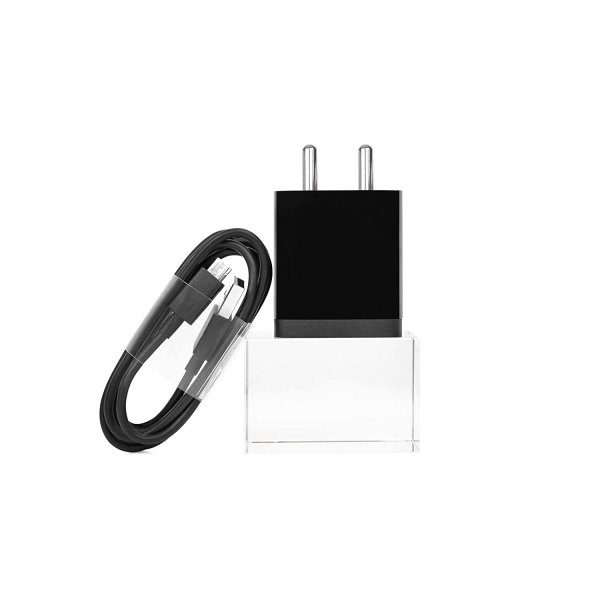 Mi 2A 10W Charger with Cable (1.2 Meter, Black) MRP 599/-