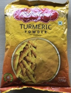 Matrubhumi  Turmeric Powder 200gm MRP 55/-(25PCS)