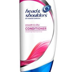 Head & Shoulders Smooth & Silky Conditioner 170ml  MRP 150/-