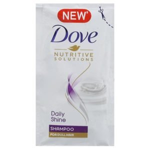 Dove Daily Shine 6ml MRP 2/-(64PCS)
