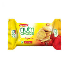 Nutri Choice Digestive Biscuits 50+8gm MRP 10/-(72PCS)