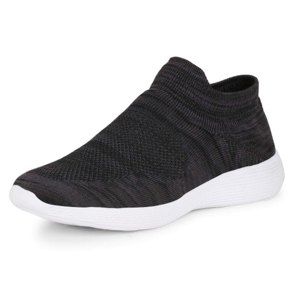 Kraasa Socksfit Sports Shoes for Men | Walking Shoes | Casual Sneakers | Running Shoes for Men MRP 999/-