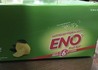 Eno Frut Salt 30gm MRP 48/-