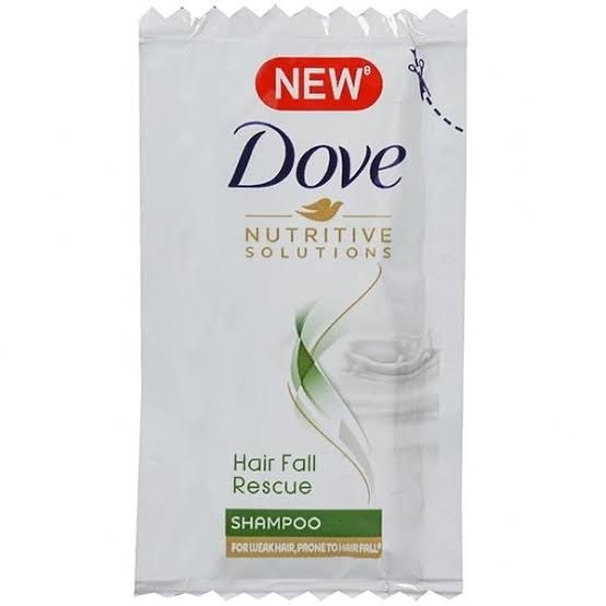 Dove Hair Fall Rescue 6ml MRP 2/- 64PCS