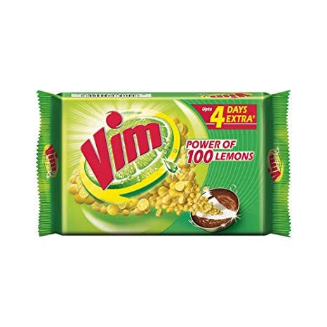 Vim bar 145gm MRP 10/- (10PCS)