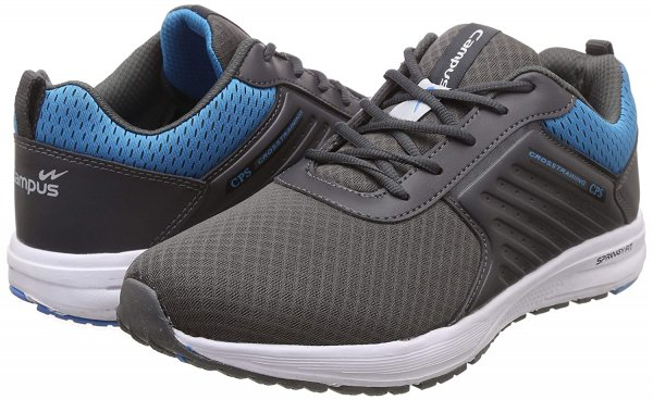 Campus Continent-4 Men's Running Shoes MRP 1049/-