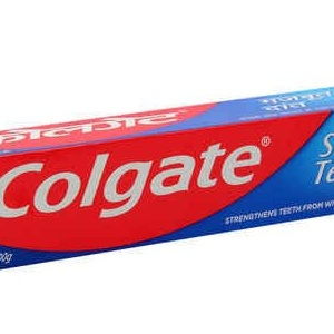 Colgate Strong Teeth toothpaste 100gm MRP 50/-(12PACK)