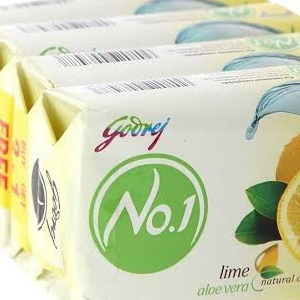Godrej  No.1 Lime & Aloe Vera soap  MRP 75/-