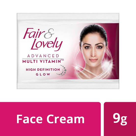 Fair & Lovely Multi Vitamin 9gm MRP 9/- (25PCS)