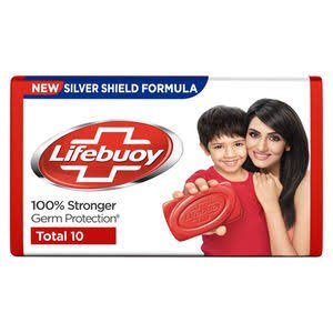 Lifebuoy Total 62gm MRP 10/-(144PCS)