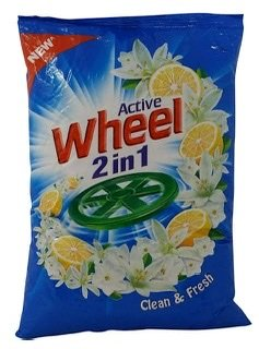 WHEEL 2 in 1 1kg 25kg bag MRP 48/-
