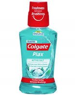 Colgate Plax Active Salt  250ml MRP-120/-