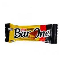 Nestle Bar-One 3ounits*12g MRP-5/-
