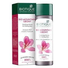 Biotique Bio Mountain Ebony Serum 120 ML MRP-185/-