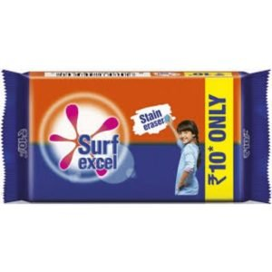 Surf Excel Bar MRP 10/-  95gm (120PCS)