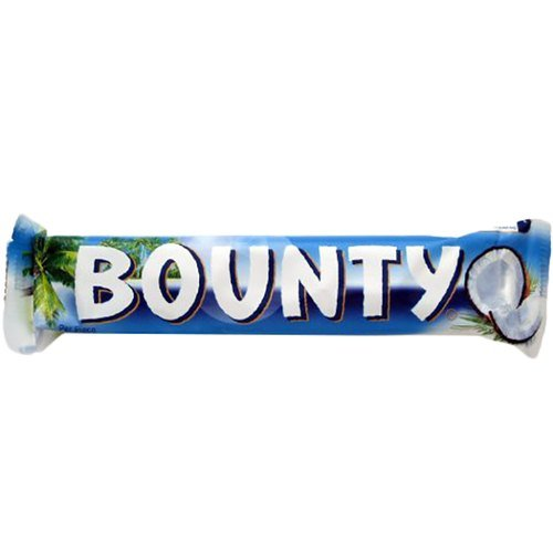 Bounty Bar 57gm MRP 50/-