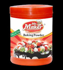 Mr Maker Baking  Powder 100gm MRP 25/-(10PCS)