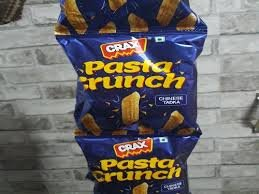 Crax PASTA CHUNCH  CHINESE TADKA  20g MRP-5/-(12 pcs)