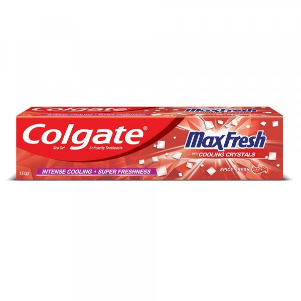Colgate Max Fresh Red Gel 150g MRP-92/-