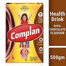 Complan Royal Chocolate 500g MRP-280/-