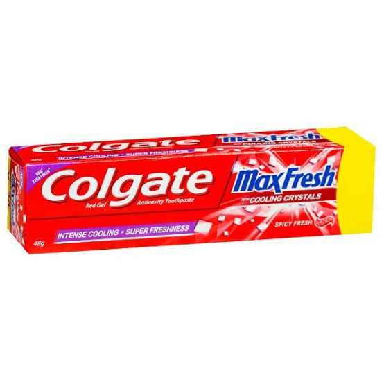 Colgate Maxfresh Paste 48gm MRP 20/-(12PACK)