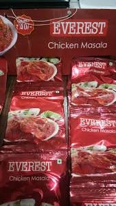 Everest Chicken Masala  Hanger 15g MRP-10/- (30 pcs)
