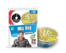 CHING'S MIXED VED SOUP 15GM MRP 10/-